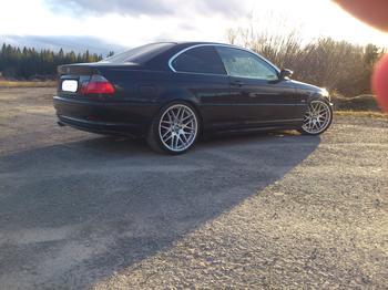 BMW 323 Ci, Brunflo. KUNDBILD