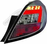 Baklyktor design i par.Opel.Corsa D 3/5 trg. 11->>