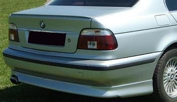 """BMW E 39 Bakspoiler """"kjol-läpp"""""""