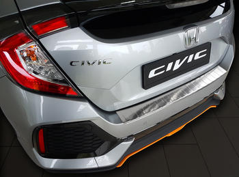 CIVIC hatchback X, böj, nya revben, foto..2016->