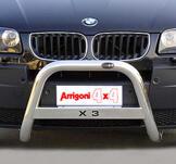 Frontbåge. BMW X3 03