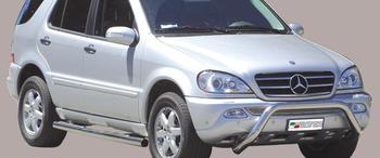 Frontbåge Mercedes ML 270/400 CDI 02-05