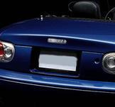 Mazda MX5 NA typ 98 till 3 Med LED bromsljus