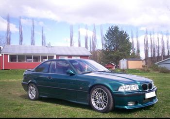 BMW 325i -93. Junsele /Sollefteå