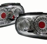 Mazda MX5 NA Typ - LED bakljus Chrome - ny