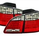 BMW E61 Touring Estate LED bakljus rödvita