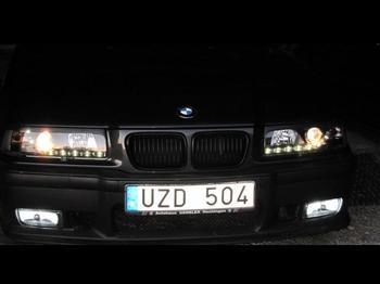 BMW 325 cab -94. Östersund