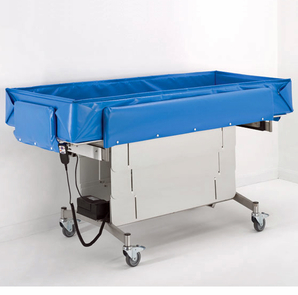 Wickeltisch Mobi Shower Trolley
