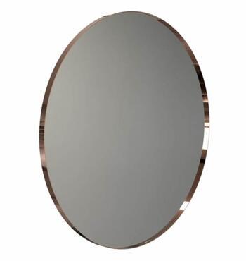 Frost-Oval spegel -4139
