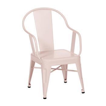 Tolix -Fauteuil Mouette-barnstol