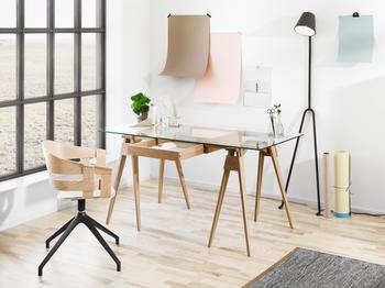 Design House Stockholm-skrivbord-Arco
