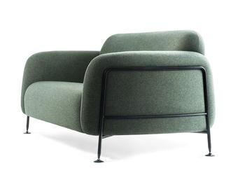 Massproductions Mega 2-seater-sofa
