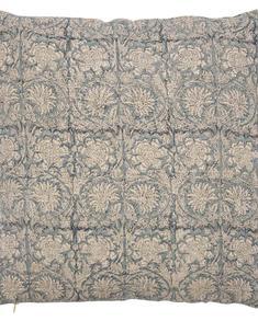 Chamois -Paradise -kuddfodral linne -blue