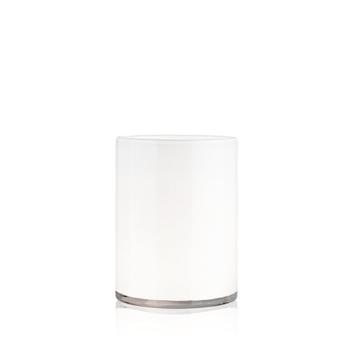 Skogsberg & Smart Hurricane lamp vit