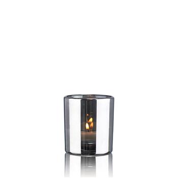 Skogsberg & Smart Hurricane lamp guld- small