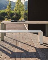 Fast - Grand Arche- utdragbart matbord