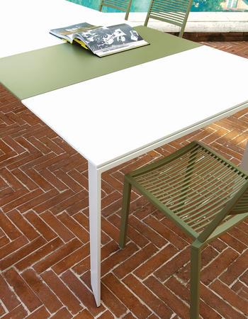 NY Fast - Grand Arche- utdragbart matbord