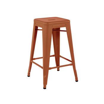 Tolix pall och barstol, 2-pack-Tendances