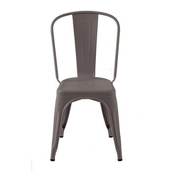 Tolix A stol ,basfärger, matt