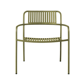 Tolix-loungechair-Patio stripe