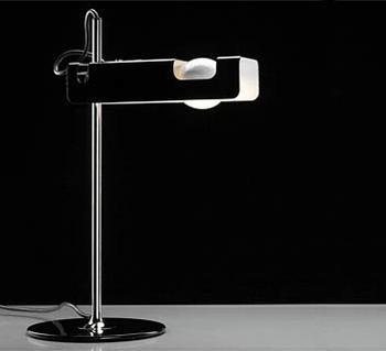 Oluce-Spider 291-bordslampa