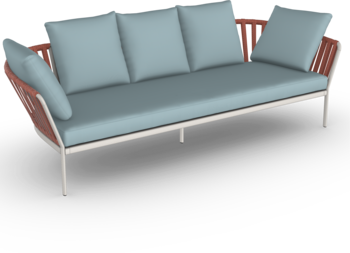 Fast Design-Ria-soffa -2 seater