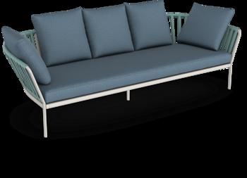 Fast Design-Ria-soffa -3 seater