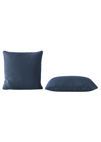 Muuto -Mingle  cushion blå -kudde 40x60 cm