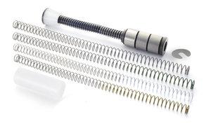 JP Enterprises GEN 2 AR15 Silent Captured Spring Builder Kit with 5 Alternative Spring Pack -Heavy Version