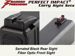 Dawson Glock 43 Sight Combo