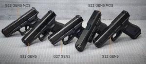 Glock 22 Gen5 FS MOS .40 S&W
