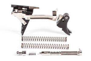ZEV Fulcrum Adjustable Trigger Ultimate Kit, 4th Gen, 9mm, Blk/Blk