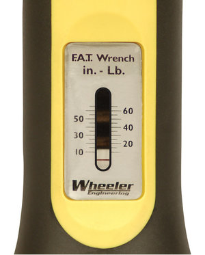 Wheeler FAT Wrench® With 10 Bit Set