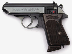 Walther PPK / PPKS 7,65 Browning Service Pak II