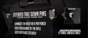Strike lndustries Extended Pivot / TakeDown Pins
