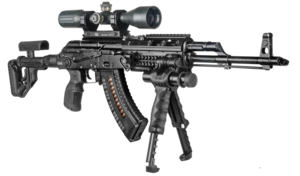 AK47 Magasin 7,62x39 30rd FAB DEFENSE