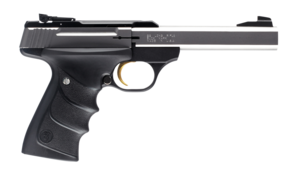 Browning Buck Mark Standard Stainless NS URX .22 Lr