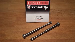 Tanfoglio XTREME Recoil Guide Rod Short Version