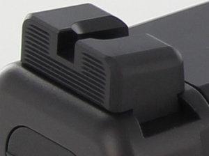 Dawson Glock MOS Rear Sight BLK .225x.125N