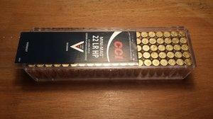 CCI .22 Lr Mini-Mag