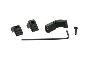Strike Industries Modular Magazine Release for Glock Gen 4-5 - Black
