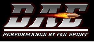 Kolvsidor Ruger (Hogue) MKIV Halfcheck, Logo Valnut