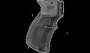 AGR47 Rubberized Ergonomic AK 47 / 74 Pistol Grip