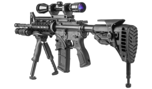 Bipod TPOD G2 Rotating Tactical Foregrip & Bipod