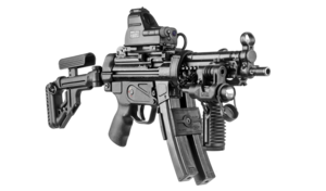MP5-SM, MP5 Scope Mount