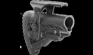 GLR 16 CP, Butt Stock for AR15 w/ Adj Cheek Piece