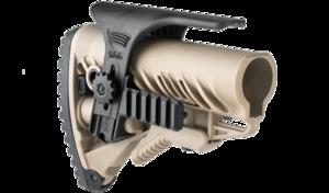 GPCP, Cheek Piece w/ picatinny adapter for GLR-16 Buttstock