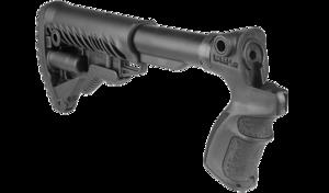 AGM500FK, Mossberg Pistol Grip with Full Buttstock