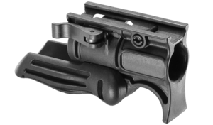 "FFGS-1 Folding Foregrip with 1"" Flashlight Mount"