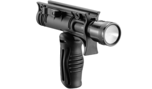 FFA-T4, Foregrip and INOVA Flashlight Mount